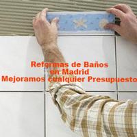 Reformas de Baños en Madrid al mejor precio /calidad